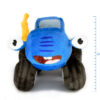 Bay music blue tractor